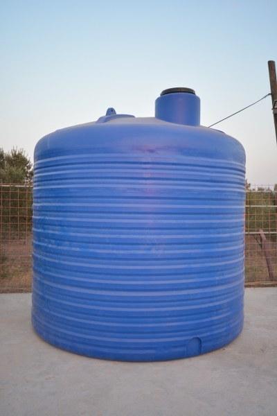 20 Tonluk Yağ Deposu (Yağ tankı, Yağ Fıçısı)