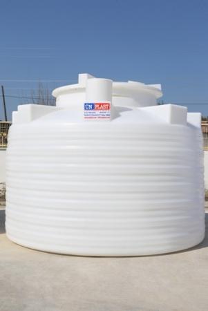 5 Tonluk Alçak Salamura Tankı (Kilitleme Kapaklı 5000 lt)