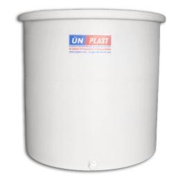 5 Tonluk Salamura Tankı (Ağzı Açık Baskı Kapaklı 5000 lt)
