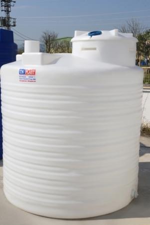 5 Tonluk Yandan Kilitleme Kapaklı Salamura Tankı (Yandan Kilitleme Kapaklı 5000 lt)